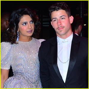Nick Jonas & Priyanka Chopra Couple Up for Met Gala After Party!