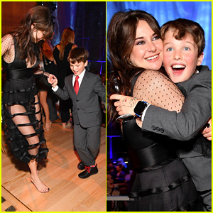 Iain Armitage Dances The Night Away With Shailene Woodley at 'Big Little Lies' Premiere
