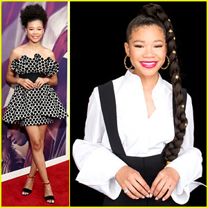 Storm Reid Would Love to Work with This 'Incredible' Actress