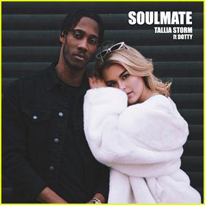 Tallia Storm Teams Up With Rapper Dotty For New Track 'Soulmate' - Watch The Music Video Here!