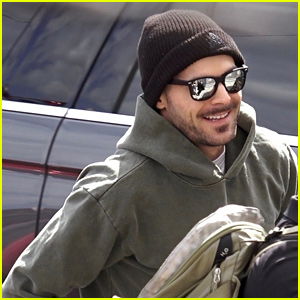 Zac Efron Opens Up About His Scary Skiing Accident (Video)