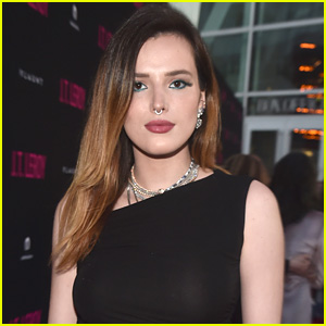 Bella Thorne Goes Instagram Official With Benjamin Mascolo - See The Pic!