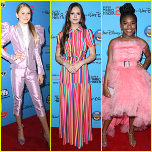 Coop & Cami's Ruby Rose Turner & Olivia Sanabia Brighten Up The Carpet at Ardys 2019