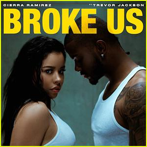 Freeform's Cierra Ramirez & Trevor Jackson Team Up For Steamy New Song & Video 'Broke Us'