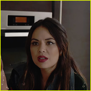 Janel Parrish Faces Death In New Movie 'Trespassers' - Watch The Trailer!