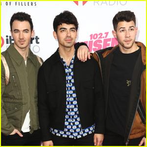 Jonas Brothers Step Out for Wango Tango 2019!