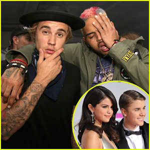 Fans Are Theorizing Justin Bieber's New Collab With Chris Brown Is About Selena Gomez
