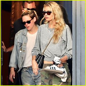 Are Kristen Stewart & Ex-Girlfriend Stella Maxwell Back On?