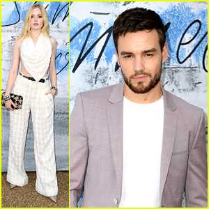 Liam Payne & Ellie Bamber Kick Off Summer With Serpentine Gallery Event