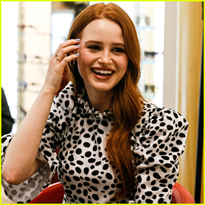 Madelaine Petsch Says Playing Cheryl Taught Her It Was Okay to Break This Fashion