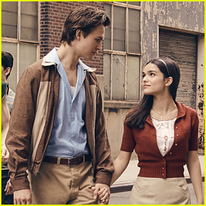 See Rachel Zegler as Maria in First Look Pic From 'West Side Story'!