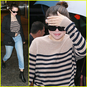 Selena Gomez Heads To NYC After Big Slick Weekend