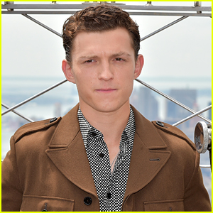 Tom Holland Defends Fan From Autograph Seekers at Signing Event in NYC