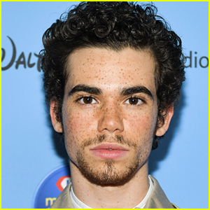 Cameron Boyce's Dad Shares Last Photo of the Disney Star Before His Passing