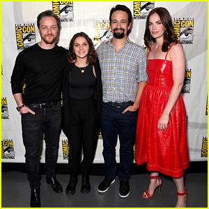 Dafne Keen Brings 'His Dark Materials' To San Diego Comic Con 2019