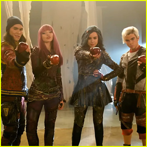 'Descendants' Releases New VK Mashup Music Video - Watch Now!