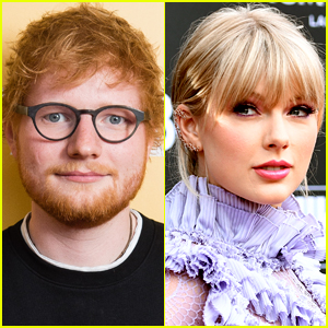Ed Sheeran Says He's Been Speaking Directly to Taylor Swift Privately Amid Scooter Braun Drama
