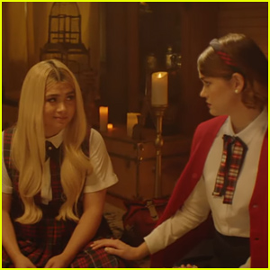 Hayley Kiyoko Drops 'I Wish' Music Video With Maia Mitchell, Madison Pettis & More - Watch Now!