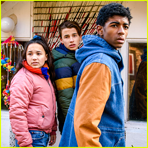 Nickelodeon's 'Hunter Street' To Return July 29th - See The First Pics Here!