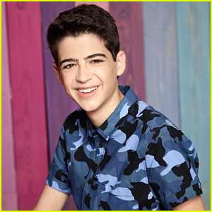 Joshua Rush Was Booked For Another Disney Channel Pilot Before Landing 'Andi Mack' Role!