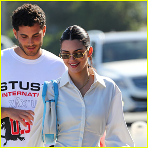 Kendall Jenner Attends A Few Fourth of July Parties With Fai Khadra
