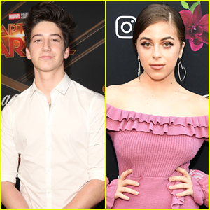 Milo Manheim & Baby Ariel Confirm That 'Zombies 2' Has Wrapped!