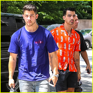 Nick Jonas Is Back in NYC After His Miami Trip