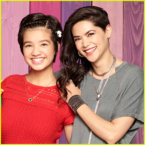 Peyton Elizabeth Lee Sent 'Andi Mack' Mom Lilan Bowden a Sweet Mother's Day Message