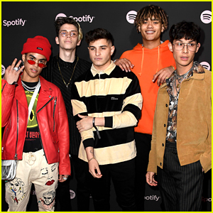 PRETTYMUCH Share Their Biggest 'Firsts' Since Becoming Famous!