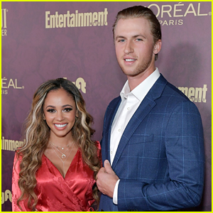 Vanessa Morgan & Michael Kopech Are Engaged - Watch the Proposal Video!
