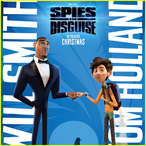 Tom Holland & Will Smith Are on a Mission in 'Spies in Disguise' - Watch the Trailer!