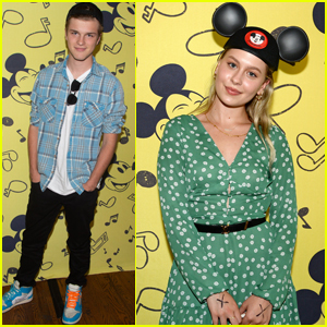 Alex Lange Helps Kick Off Disney's True Original Summer of Music!