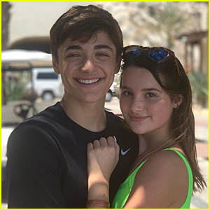 Asher Angel & Annie LeBlanc Give Inside Look at Cabo Vacation In New Vlog