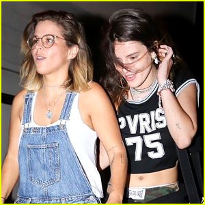 Bella Thorne Grabs Dinner With Gal Pal After Book Promo Tour
