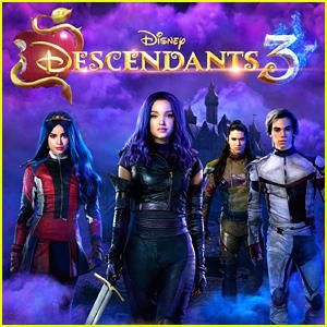 Stream & Download 'Descendants 3' Soundtrack Now!