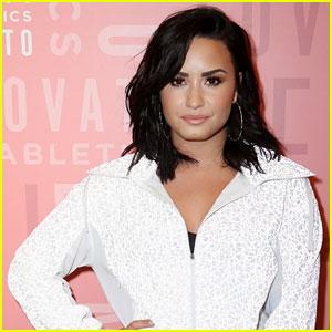 Demi Lovato Teases Secret Project as She Skips MTV VMAs 2019
