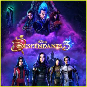 Meet The Entire 'Descendants 3' Cast Before The Premiere Tonight!