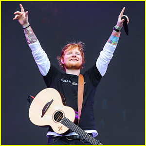 Ed Sheeran Breaks Record For Highest Grossing Tour Of All Time!
