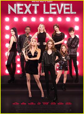 Emily Skinner, Chloe Lukasiak, Lauren Orlando & More Star In 'Next Level' Trailer - Watch Now!