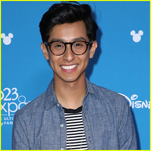 Frankie A. Rodriguez Is Opening Up About Getting To Play An Openly Gay Student in New 'HSM' Series