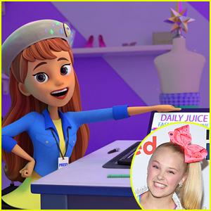 JoJo Siwa Joins Nickelodeon's 'Middle School Moguls' As Blogger Josie - FIRST LOOK!
