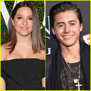 Kenzie Ziegler & Isaak Presley Confirm They're Dating With Super Cute Instagram