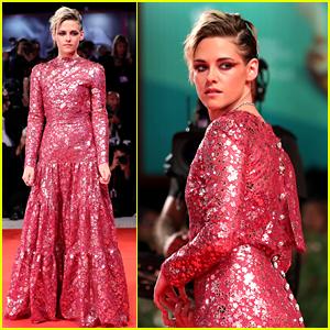 We're in Love with Kristen Stewart's Venice Film Festival Premiere Look!