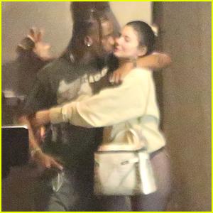 Kylie Jenner Helps Travis Scott Celebrate One-Year Anniversary of 'Astroworld'