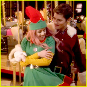 You'll Fall In Love With Laura Marano & Gregg Sulkin's Romance in 'A Cinderella Story: Christmas Wish' Trailer - Watch Now!