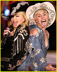 Madonna Is Standing Up For Miley Cyrus Amid Cheating Rumors: 'You Don't Need to Apologize'