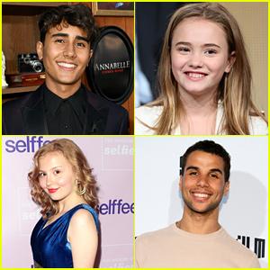 'Love, Simon' Casts Michael Cimino, Johnny Sequoyah, Mason Gooding, Bebe Wood & More in Disney Plus Series