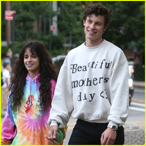 Shawn Mendes & Camila Cabello Hold Hands During Night Out!