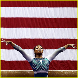 Simone Biles Makes History at US Gymnastics Championships 2019