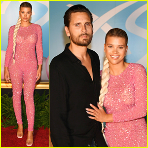 Sofia Richie Is Pretty In Pink For Birthday Celebrations in Las Vegas
